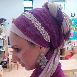 Accessories - Head scarf set